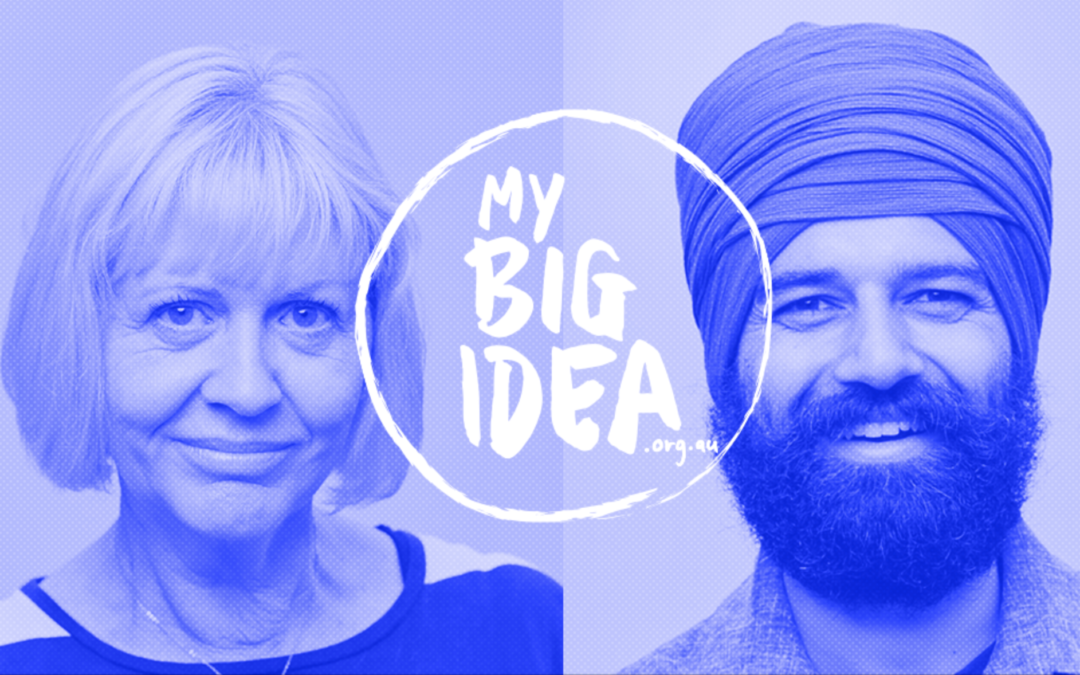 MY BIG IDEA PARTNERS WITH POLLENIZER'S STARTUP SCIENCE®