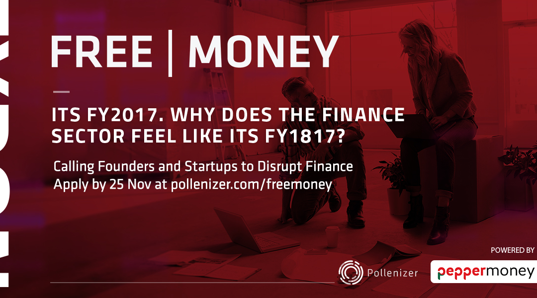 FREE | MONEY – LET'S RE-INVENT THE FINANCE INDUSTRY